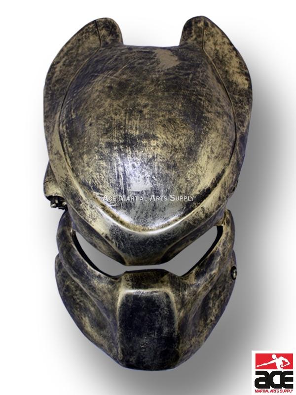 Predator Helmet Mask Resin Material In Los Angeles Store
