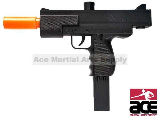 NEW 200 FPS Spring Rifle MAC 10 UZI AIRSOFT GUN 6mm BB