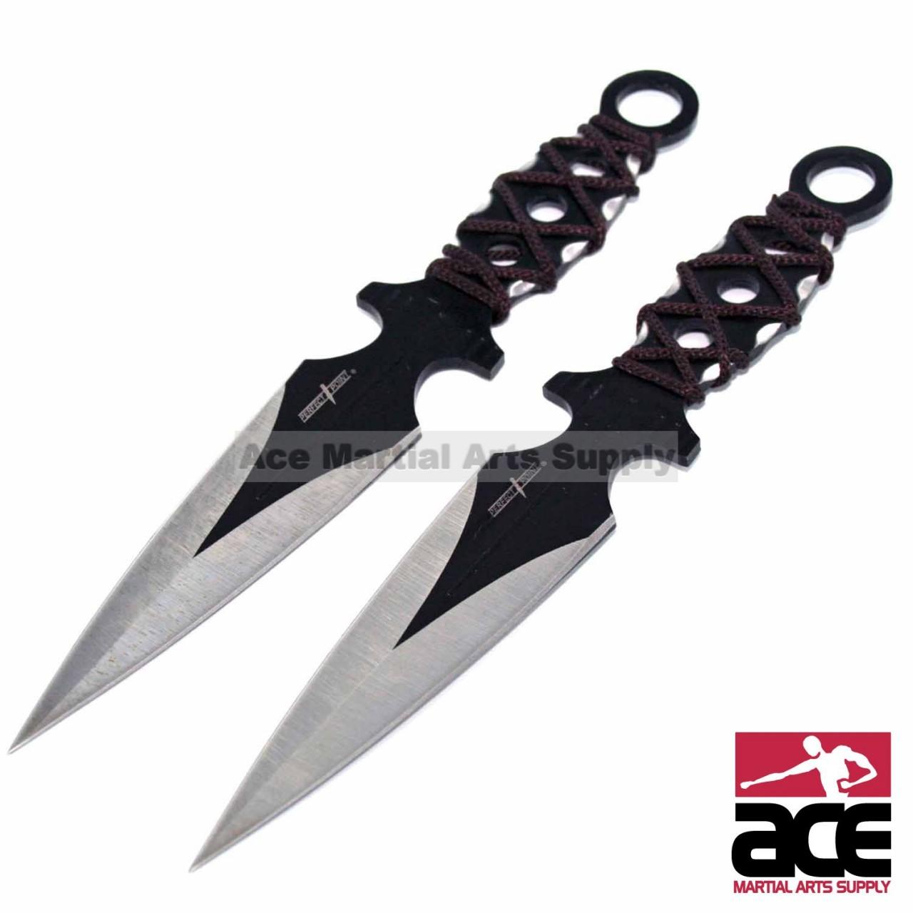 8 Quot 2 Pc Combat Axe Guard Throwing Knife Set W Sheath